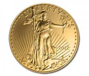 The Obverse Design of the American Gold Eagle